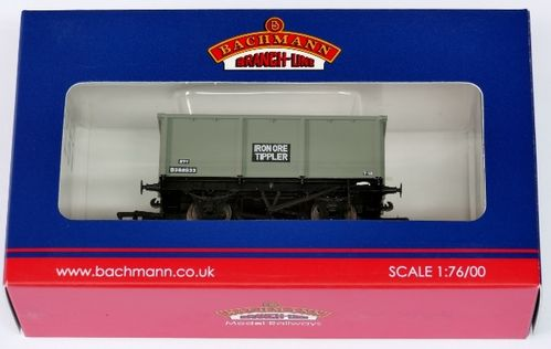 27 T Steel Tippler Wagon BR Grey