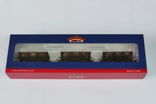 Triple pack 13T tippler wagons