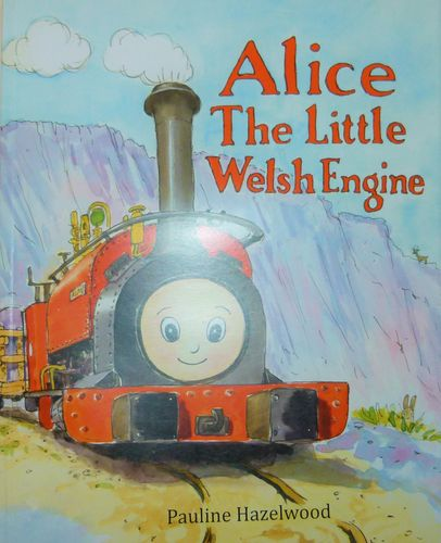 Alice The Little Welsh Engine