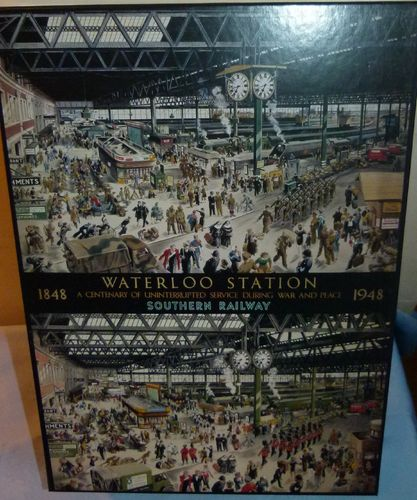 Waterloo Station 1,000 piece